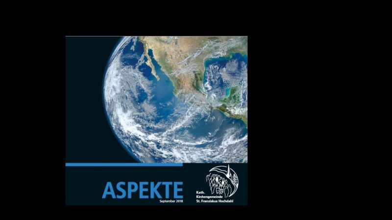 ASPEKTE September 2018
