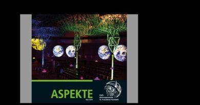 ASPEKTE Mai 2019