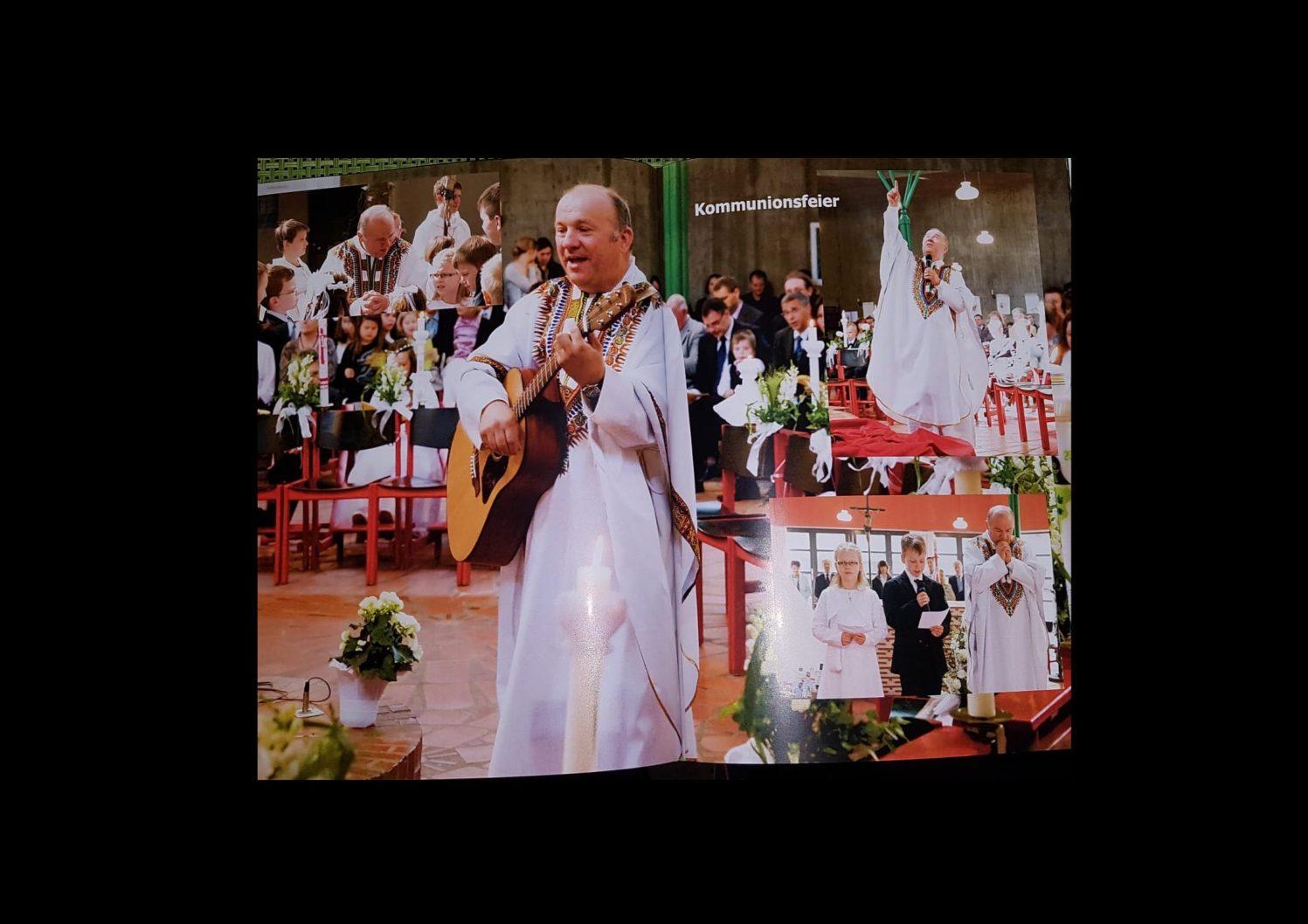 Wir trauern um Pater Jozef